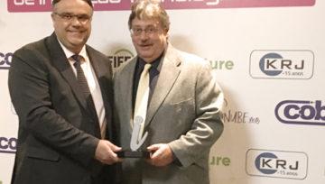 KRJ recebe o Prêmio Potência por seu conector Katil