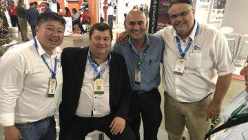 Indústria de Conectores KRJ participa da FISE Feria Internacional del Sector Elétrico