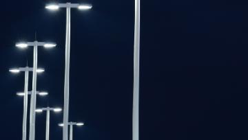KRJ investe em conexão para redes públicas de iluminação.